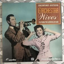 Orchestra Wives -  LaserDisc