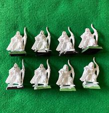 Warhammer Fantasy Wood Elves Archers Elf Games Workshop Citadel Plastic 90s OOP