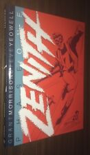 ZENITH Phase One Hardcover -- Grant Morrison / Yeowell -- 2000 AD -- OOP HC
