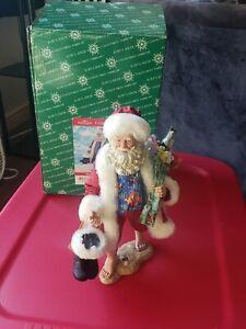kurt s adler santa Oceanside Christmas