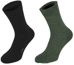 Wandersocken Merino Socken Outdoor Wolle Trekking Arbeitssocken [1/2/3 Sets]