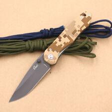 Enlan EL-06PF 9Cr13mov G10 Handle Liner Lock Outdoor Camping Folding Knife Tool