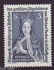 Austria n. 1681 ** Michael Pacher gotischer ala altare