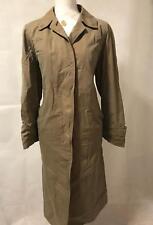 Burberry Damen Trenchcoat Mantel Beige Gr. 42