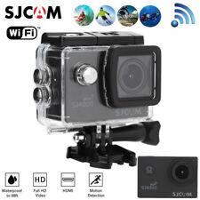 SJCAM SJ4000 Sports Action Camera WIFI 12MP Ultra HD DV 1080P Waterproof Cam UK