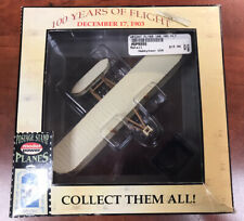 1:72 Postage Stamp Planes Flyer Orville & Wilbur Wright Brand New Sealed
