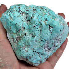 2166.7CT 100% Natural Untreated SLEEPING BEAUTY Turquois Rough Specimen MYST216