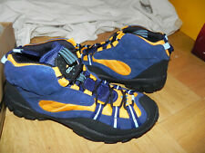 adidas Trekking Stiefel Backflash Mid blau orange Gr 11 46 NEU 90er Jahre Hiking