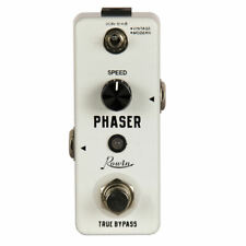 Rowin Lef-313 Analog Phaser Guitar Effect Pedal True Bypass