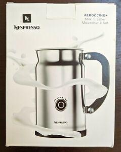 Nespresso Aeroccino + Plus 3192-US Milk Frother New