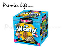 BrainBox The World Board Game