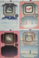 The Snowman Christmas Square Fold Shaped Cardmaking Pack - Merry Christmas