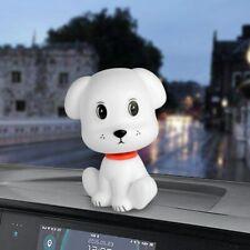 Car Ornament Cute Shaking Head Dog Nodding Puppy Doll Automobiles Dashboard D…