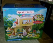 Sylvanian Families Primrose Nursery Deluxe Set - Sealed, boxed, new and rare