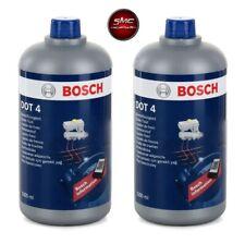 2 x 1L BOSCH 1987479107 Bremsflüssigkeit DOT4 BF034 2 Liter DOT 4 1 987 479 107