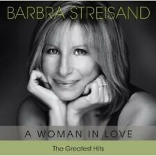 BARBRA STREISAND - A WOMAN IN LOVE-THE GREATEST HITS  CD++++18 TITRES+++++ NEUF