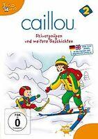 Caillou 02 - Skivergnügen von Jean Pilotte | DVD | Zustand gut