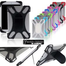 For KURIO 7 7s / 10 10s Tablet - Shockproof Silicone Stand Cover Case