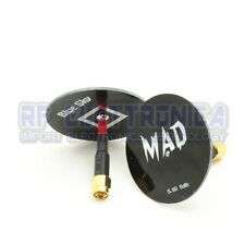 Lantian 5.8G 5DB High Gain Mini Flat TX RX Antenna SMA-Male RM-SMA Male  One PC