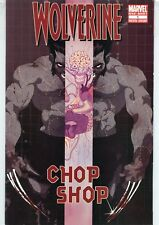 2010 WOLVERINE: CHOP SHOP #1 ( ONE-SHOT ) MARVEL COMICS VF