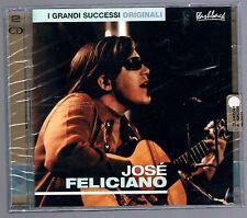 FLASHBACK JOSE' FELICIANO  I GRANDI SUCCESSI ORIGINALI 2 CD F.C. SIGILLATO!!!