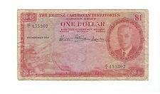 British Caribbean - One (1) Dollar 1950