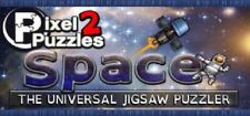 Pixel puzzles 2 Space PC Clé Steam Digital Download Key dans 12 H