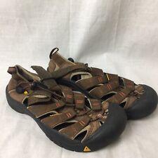 Keen Womens Sport Sandal Size 4 Brown 1006570 Lw Hiking Trail Shoes Waterproof
