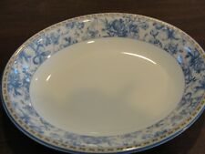 "ROYAL DOULTON PROVENCE 10 1/4"" OVAL VEG BOWL"