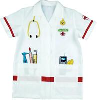 Klein DOCTOR DRESS OUTFIT Pretend Play Indoor Outdoor Toy Fancy Dress BN