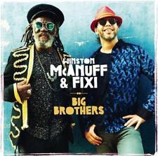 WINSTON & FIXI MCANUFF - BIG BROTHERS   VINYL LP NEU