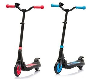 Latest Kids 24V Lithium Battery Electric E Scooter Ride On Stand Escooter