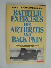 Bathtub Exercises for Arthritis and Back Pain Hardcover