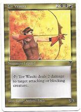 Carte Magic the Gathering : Tor Wauki (éd: Chronicles)