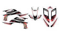 Yamaha YFZ450R 03-08 graphic kit decals stickers 450r 2003 to 2008 atvgraphics