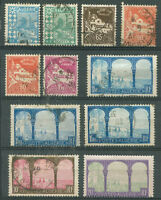 FRANCE ALGERIA Yvert # 78/85 Complete Set  - MH and Used - VF