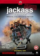 Jackass - The Movie (DVD, 2003) Johnny Knoxville, Bam Margera, Steve-O