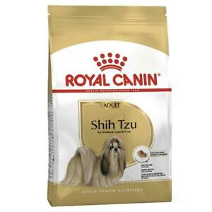 Royal Canin Shih Tzu Dry Dog Food for 10 Months + Breed Health Nutrition - 1.5kg