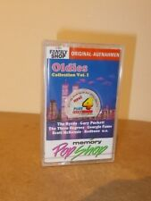 cassette audio k7 - OLDIES COLLECTION Vol.1 (various artists) 1990 still sealed