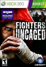 Fighters Uncaged (Microsoft Xbox 360, 2010)G