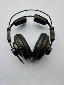 Superlux HD668B Semi-Open Professional Studio Standard Headphones - Black