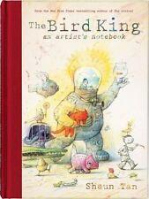 The Bird King: An Artist's Notebook by Shaun Tan (English) Hardcover Book
