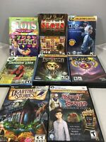 PC Game Lot Lot 2 (8 Games) FAST SHIPPING!