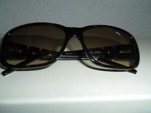 Sonnenbrille  Jette Joop in Braun mit Etui