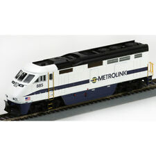 ATHEARN h0 26293 US-DIESEL RTR f59phi Smooth side METRO LINK #885 USA NUOVO