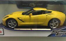 1:18 Maisto Corvette Stingray American Muscle Sports Super Voiture (dernier)
