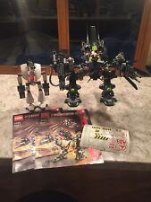 LEGO Exo-Force Robots Bridge Walker and White Lightning (7713)