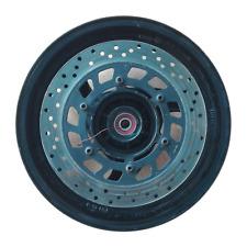 Cerchio cerchione ruota anteriore disco freno originale Yamaha T-Max 500 01/03