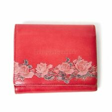 Jean-Paul GAULTIER Rose Wallet(K-49785)