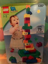 Rare LEGO Quatro 5357 70 pieces W/ Tub